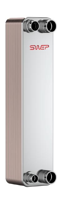 Паяный пластинчатый теплообменник SWEP AB439 Тюмень Подогреватель высокого давления ПВД-К-700-24-4,5 Электросталь