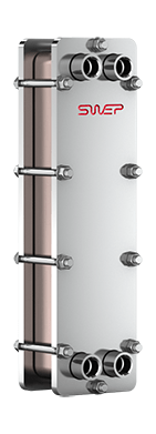Паяный пластинчатый теплообменник SWEP AB5T Москва Уплотнения теплообменника Funke FP 71 Салават