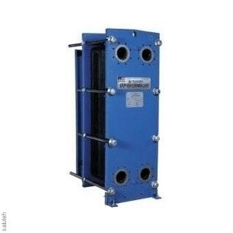 Разборный пластинчатый теплообменник gld-013-m-4-p-24dc wbk 300 теплообменник