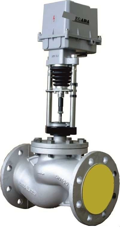 Клапан запорно-регулирующий КПСР серия 200 (аналог 25кч945п нж)