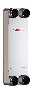 Паяный пластинчатый теплообменник SWEP AB439 Минеральные Воды работа оросительного теплообменника